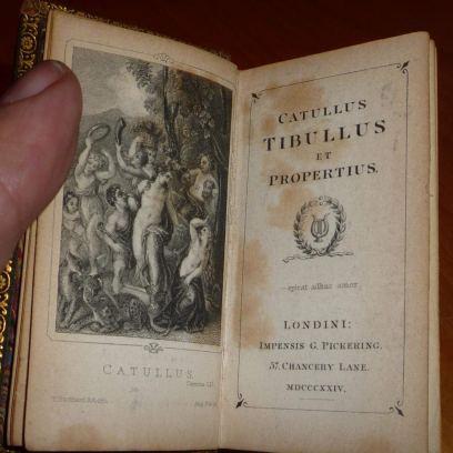 Catullus Tibullus et Propertius